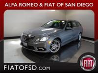 2011 Mercedes-Benz E-Class CARFAX One-Owner. Priced