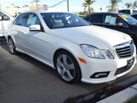 Options:  2011 Mercedes E-Class E350|Am/Fm