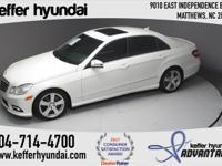 Sunroof / Moonroof, Navigation, Carfax Certified, E350,