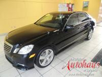 This E350 4Matic comes with a 100,000 mile Mercedes