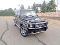 Our 2011 Mercedes-Benz AMG G55 4MATIC is brought to you