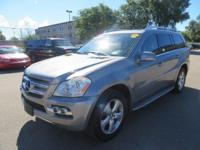 This 2011 Mercedes-Benz GL-Class is a full-size luxury