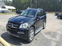 Options:  2011 Mercedes-Benz Gl-Class Gl 450 4Matic Awd