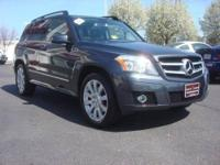 GLK350 trim. CARFAX 1-Owner, GREAT MILES 28,970!