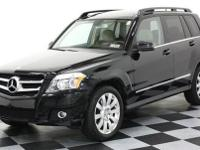 2011 Mercedes-Benz GLK350 4Matic AWD SUV with GPS