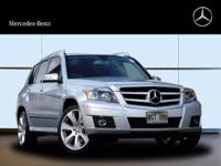 This 2011 Mercedes-Benz GLK-Class GLK 350 is proudly