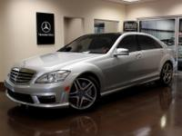 You are viewing an impressive 2011 Mercedes-Benz S65