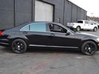 This 2011 Mercedes-Benz S-Class 4dr S 550 4dr Sedan