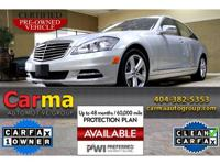 CARFAX One-Owner. Clean CARFAX. Mercedes-Benz S-Class
