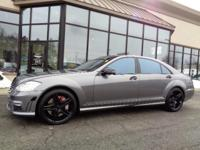 JUST Traded!! 2011 Mercedes-Benz S63 AMG Sedan...
