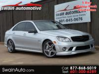 ZOOM ZOOM!! C-63 AMG!!! SUPER FINE LUXURY WITH SPORTY