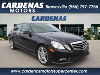 **CLEAN CARFAX**, **REAR VIEW CAMERA**, E 350, 4D