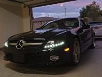 The cleanest SL550 around. This black charm has simply