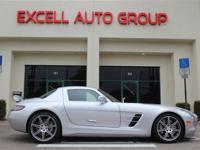 Introducing the 2011 Mercedes Benz SLS AMG Coupe