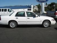 2001 Grand Marquis with 31,322 miles. Leather, Power