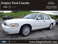 Options:  2011 Mercury Grand Marquis Ls|Ls 4Dr