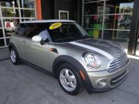 2011 MINI Cooper 2dr Hatchback. Our Area is: MINI of