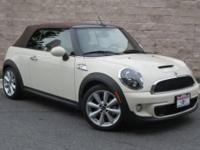2011 MINI COOPER 2dr S Our Location is: MINI of