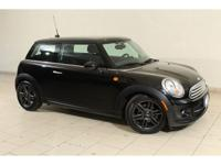 2011 Mini Cooper 2d with a clean 1 OWNER CARFAX and UP