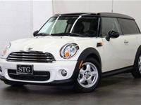 2011 MINI Cooper Clubman 2dr Cpe SUV Condition:Used