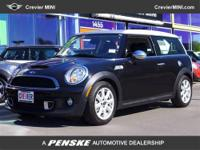 Mini Certified! At Crevier Mini, YOU'RE #1! Confused