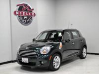 Hurry in for this like new MINI Countryman! This