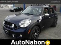 this outstanding example of a 2011 mini cooper