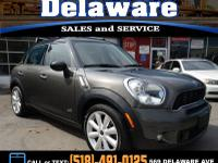 2011 MINI Cooper Countryman AWD S ALL4 4dr Crossover!