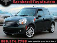 We are happy to offer you this 2011 MINI Cooper which