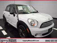 Get lots for your money with this 2011 MINI Cooper