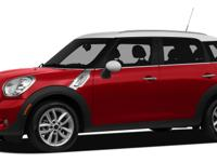 This 2011 MINI Cooper Countryman 4dr features a 1.6L 4