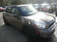 CARFAX One-Owner. Clean CARFAX. Light Coffee 2011 MINI