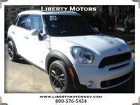 Options:  2011 Mini Countryman Clean Auto Check. 2