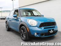 This 2011 Cooper S Countryman is for MINI lovers
