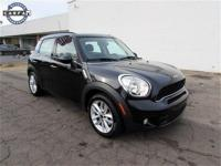 Mini Cooper S that is Carfax Certified Two Owners and