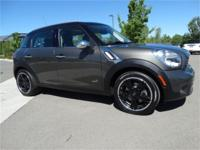 Cooper S Countryman ALL4, 4D Sport Utility, 1.6 L I4