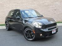 ***MINI Connected***Sunroof ***Loaded***Cost Over