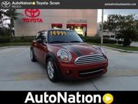 AutoNation Toyota Scion Weston is honored to present a