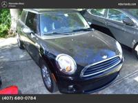 2011 MINI Cooper Hardtop Our Location is: Mercedes-Benz
