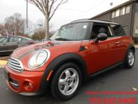 You can expect a lot from the 2011 MINI Cooper! This