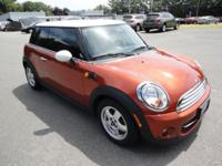 North End is pleased to provide this 2011 MINI Cooper.