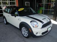 2011 MINI Cooper S Clubman 3dr Wagon. Our Area is: MINI