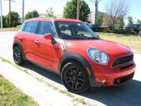 I have a 2011 Mini Cooper S Countryman with under 25k