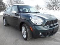 AWD. Mini Certified! Turbocharged! There is no better