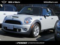 Turbo! Gasoline! There isn't a cleaner 2011 MINI Cooper