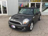 Get excited about the 2011 MINI Cooper S! It delivers