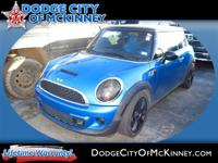 You can expect a lot from the 2011 MINI Cooper S! The