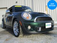 This Cooper S has less than 55k miles.. A outstanding