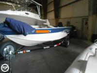 2011 Mirrorcraft 1676 Troller Like New Bimini Top Full