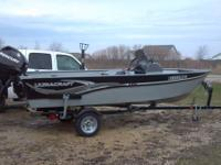 2011 Misty Harbor Ultra Craft 16FT 40HP Mercury